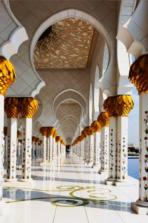 Weiße Moschee 2