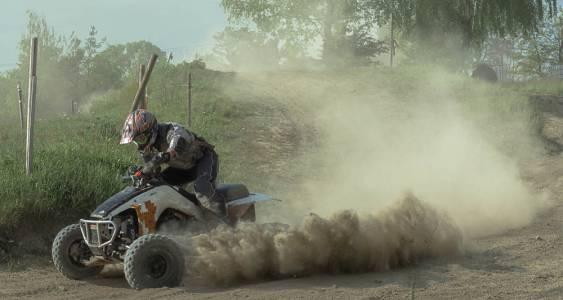 Motocross in der Lettkaul