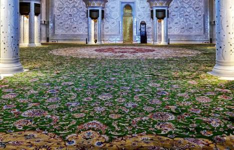 Weiße Moschee Innenraum